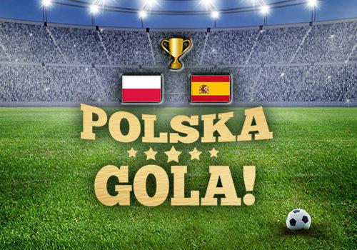 Polska, gola! (Polska-Hiszpania)